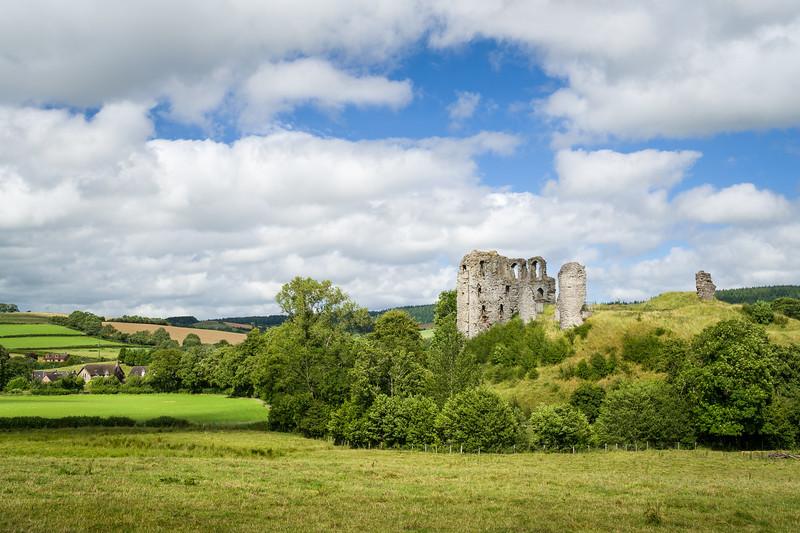 Clun, England
