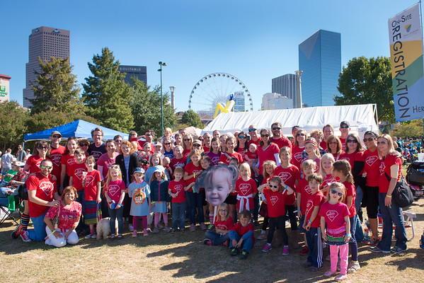 2015 Atlanta Buddy Walk
