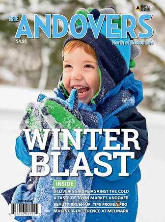 WINTER 2016 THE ANDOVERS