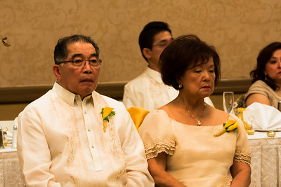 Crispin and Purificacion's 50th Wedding Anniv