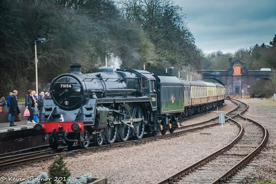 Winter Steam Gala 2019
