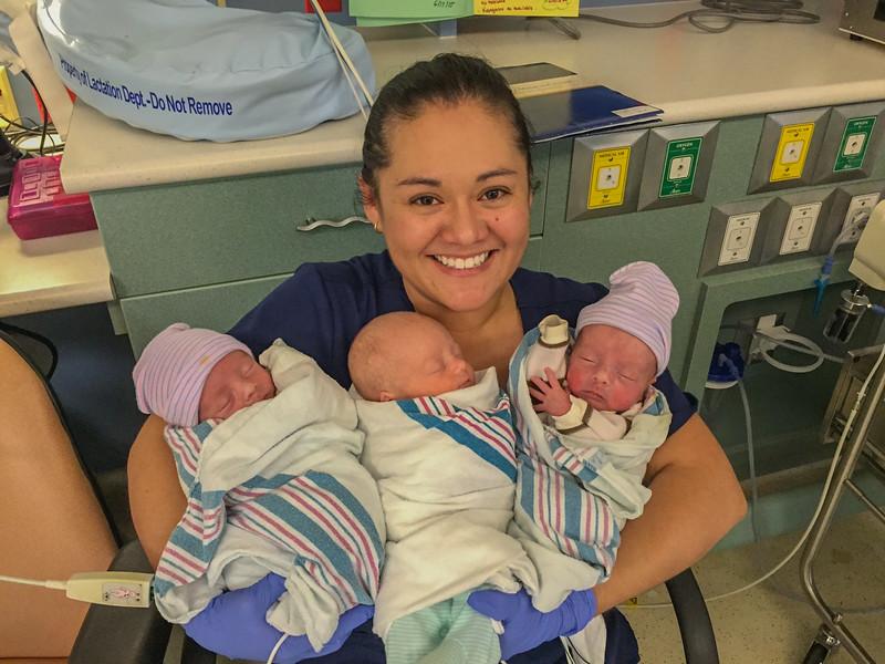 The babies' Angel