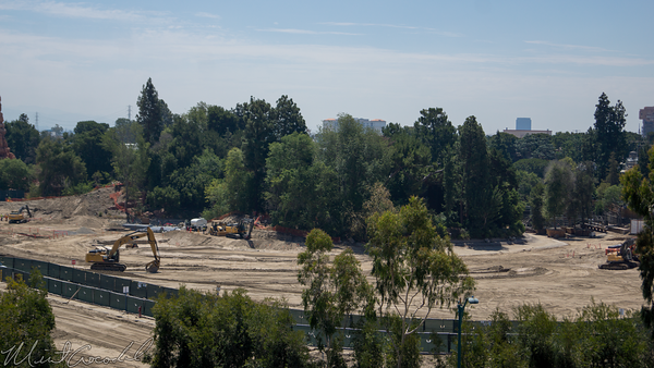 Disneyland Resort, Disneyland, Frontierland, Critter Country, Star, Wars, Land, Rivers, River, America, Construction