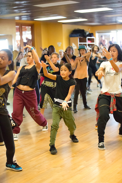 NappyTabs Master Classes at Culture Shock Dance Center