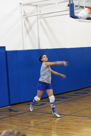 Fulton Unity volleyball