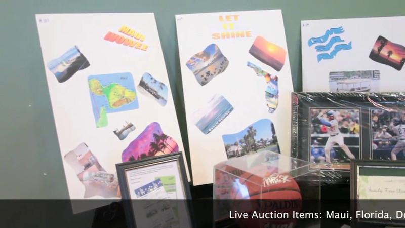 Canyon Optimist Quarter Auction 2012