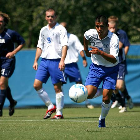Lynn University Soccer vs Palm Beach Atlantic October 7, 2006 1pm Boca Raton, Florida