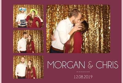 Morgan and Chris - Big Sky Barn - 12.08.2019