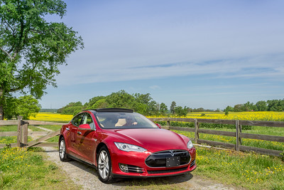 Tesla Creative Photos