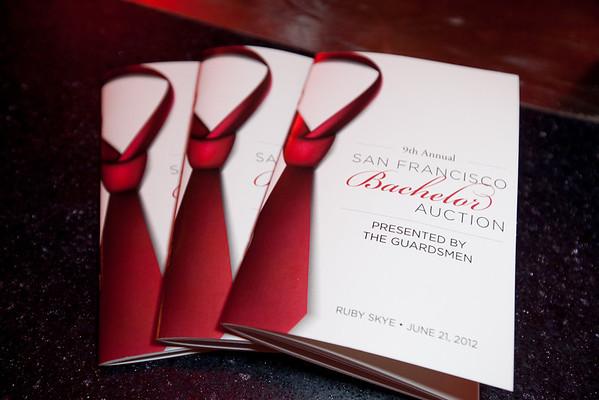 2012.06.21 The Guardsmen Bachelor Auction