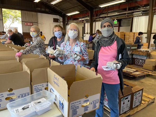 AAi Farm Box Packing   July 15, 2021