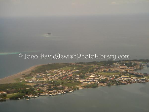 JAMAICA, Port Royal. Views of the former Jewish center. (2008)