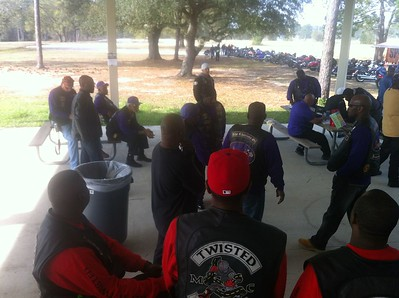 Chariot Of Pensacola Charity Ride for Diabetes Awareness