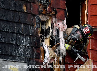 Dwelling Fire - 20 Academy St, Manchester, CT - 10/10/19