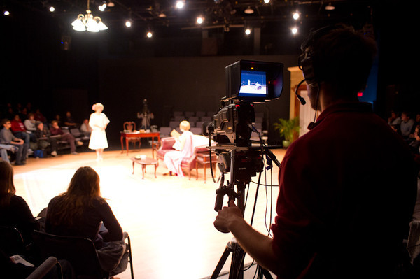 "11/17/11 Instructional Resources Television Covering Theater Production of ""Stepmother"""