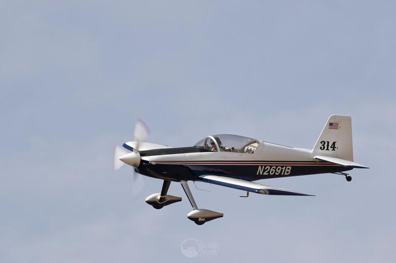 PhantomRocket, Race 314