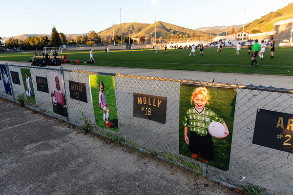 SLO v Righetti -Girls Soccer