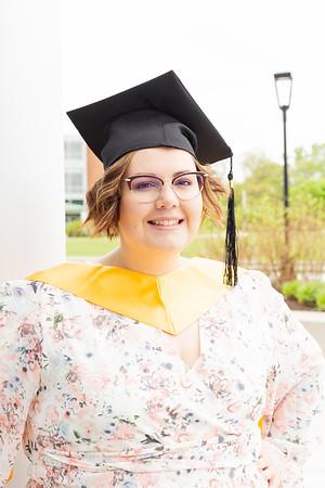 Emily Szudera Rowan Graduation