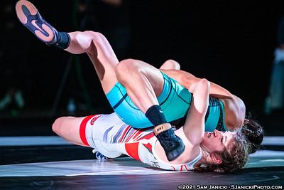 60kg - Heaton def Zavala - FloWrestling Adeline Vs Tamyra Event - 1-9-21