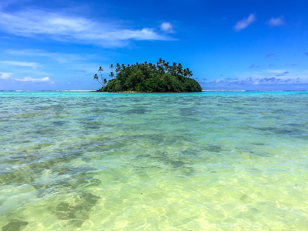 2018 Cook islands and round the world trip