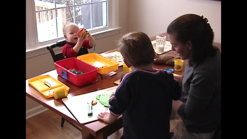 Playing with Play-Doh.mp4