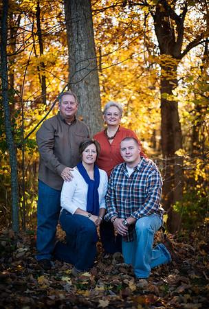 Eldridge Family Photos October 2012
