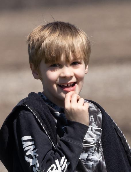 Brady's 9th Birthday
