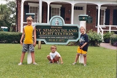 St. Simons Georgia 2004