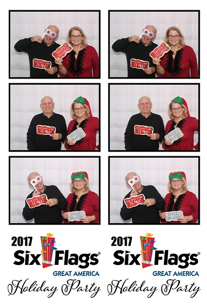 Six Flags Holiday Party (12/02/17)