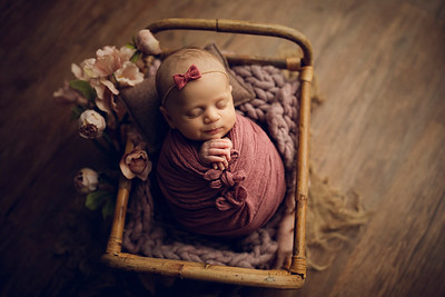 Hazel C Newborn Part 2