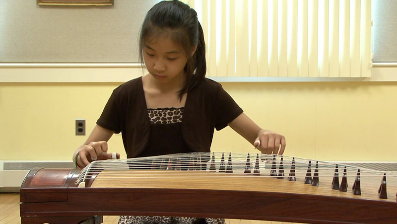 2012-06-09 (Videos) Summer Guzheng Students Recital