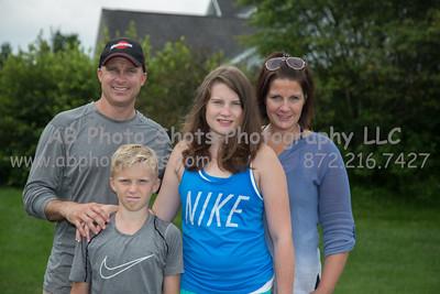 Joan & Erika's Family