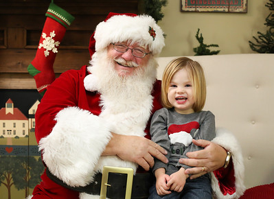 Patterson Santa Mini