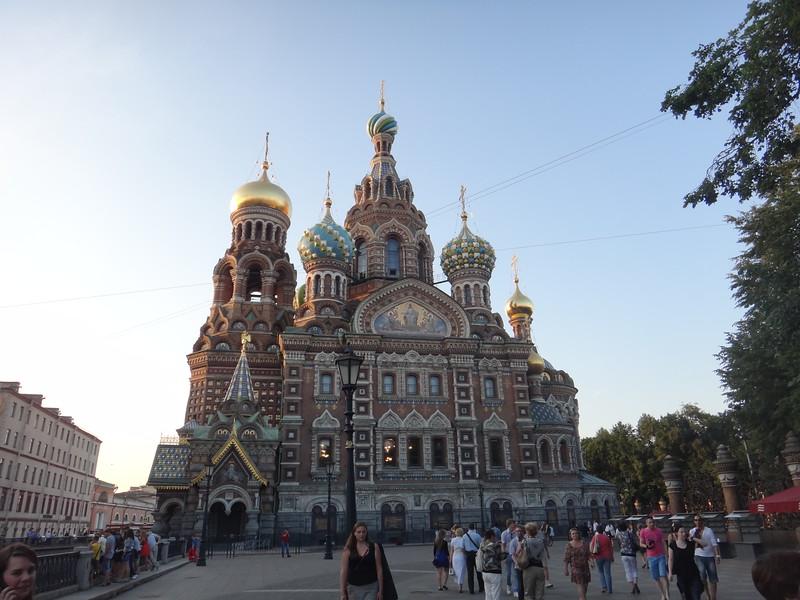Church of the Spilled Blood St Petersburg - Sara Kosyk