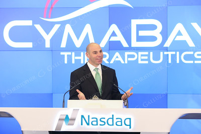 CymaBay Therapeutics 05/18/17 Closing Bell
