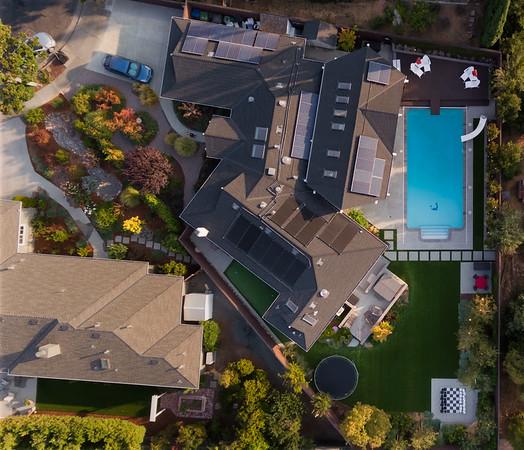 Los Gatos Pool and Veranda