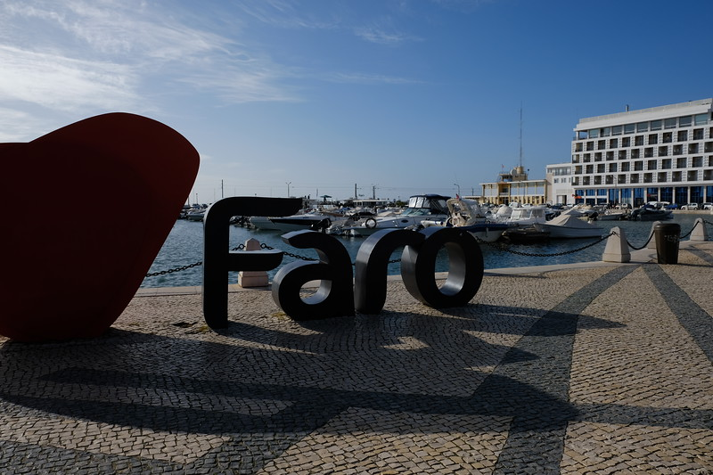 Faro_ Marina and Old Town Impressions