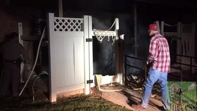 2017 SENIOR APARTMENT FIRE