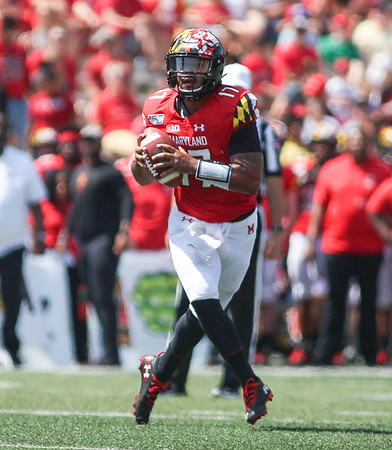 College Football: Maryland vs. Howard