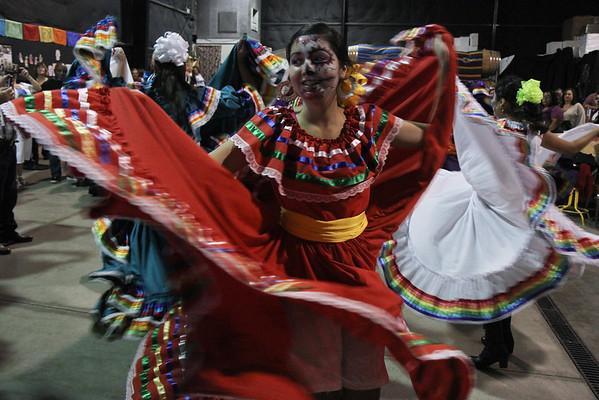 Dia de los Muertos day two Nov 2012