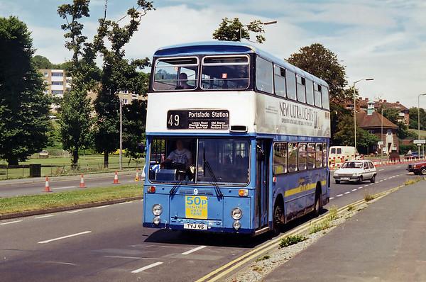 14th & 15th July 1994: Brighton