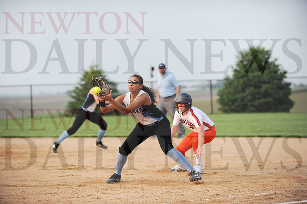 Lynnville-Sully vs. Colfax-Mingo softball 5-31-2019