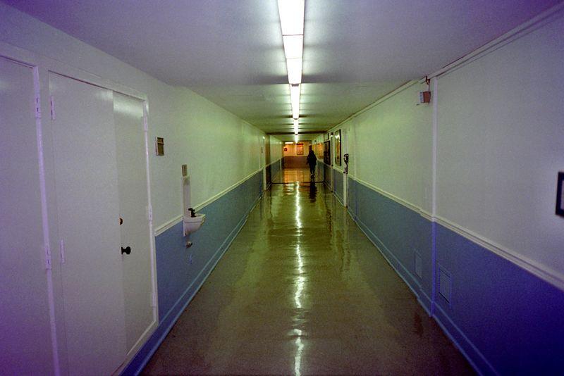 In het Pentagon