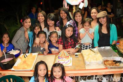 Madelyne's Birthday Party - February 26, 2010