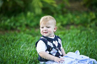 12 month Sebastian