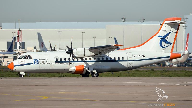 DGAC / ATR42-300 / F-GFJH