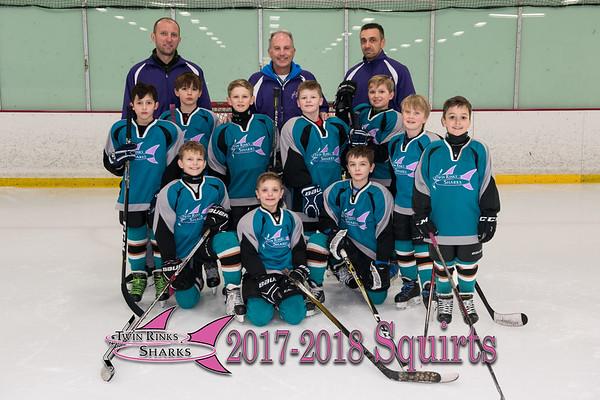Squirt Team Photos