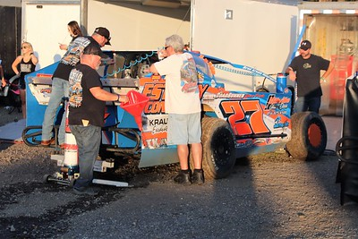 Grandview Speedway - From the Pits (8/14/21)