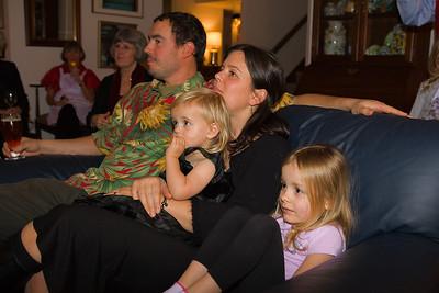 Christmas Eve Smorgy at Nana's