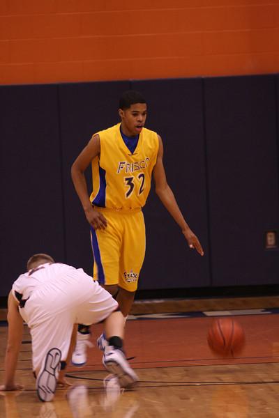 Frisco JV Boys Basketball vs. Wakeland win 2-3-09